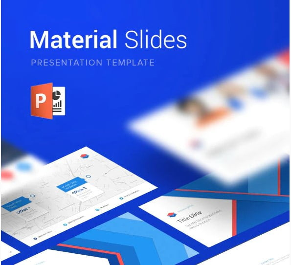 Material - 36+ Awesome Business PowerPoint Templates Download [year]