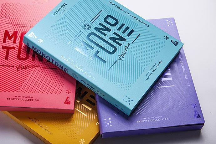Monotone - 40+ Nice Halftone Showcase Designs Template [year]