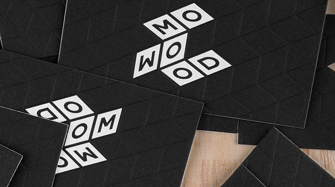 Mowood-Dynamic-Identity - 38+ Lovely Isometric Logo Design Sample [year]