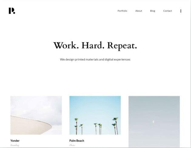 Philament - 35+ Lovely WordPress Elementor Portfolio Themes [year]