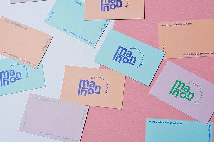 Portfolio-Personal-Branding - 36+ Impressive Business Card Designs With Visual Impact [year]