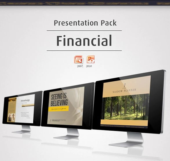 Presentation-Pack - 36+ Amazing Finance PowerPoint Templates Download [year]