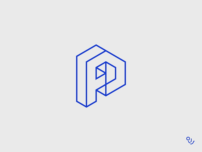 Pro-Forma - 38+ Lovely Isometric Logo Design Sample [year]