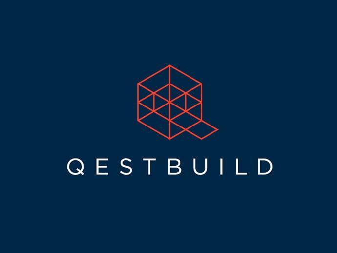 Qestbuild - 38+ Lovely Isometric Logo Design Sample [year]