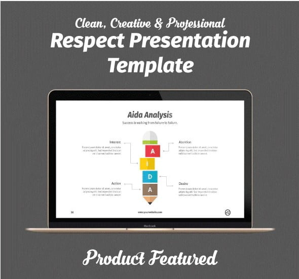 Respect - 36+ Awesome Abstract PowerPoint Templates Download [year]
