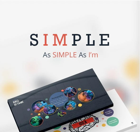 SIMPLE - 36+ Awesome Abstract PowerPoint Templates Download [year]
