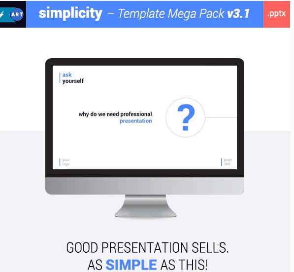 Simplicity-3.1 - 36+ Awesome Business PowerPoint Templates Download [year]