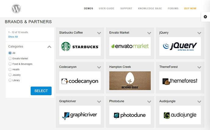 Super-Logos - 35+ Important WordPress Portfolio Plugins for Professional [year]