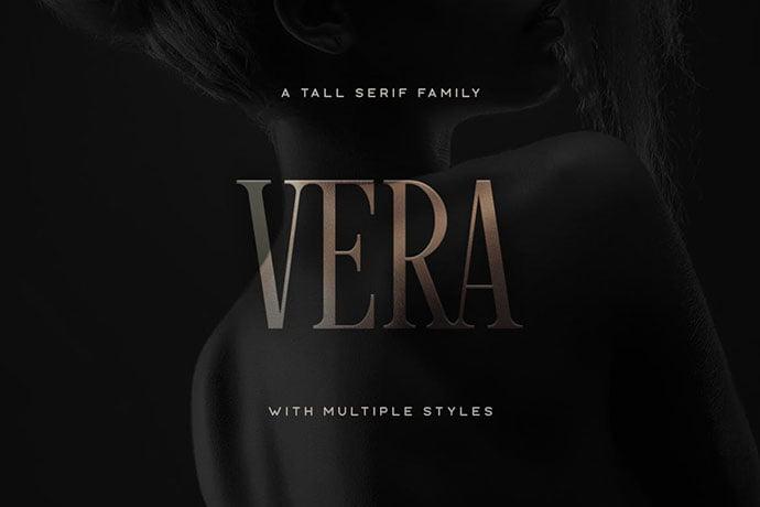 Vera-Typeface