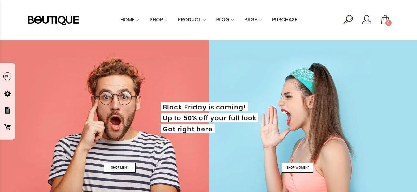 WordPress-Boutique-Ecommerce-Themes - 32+ Impressive WordPress Boutique Ecommerce Themes [year]