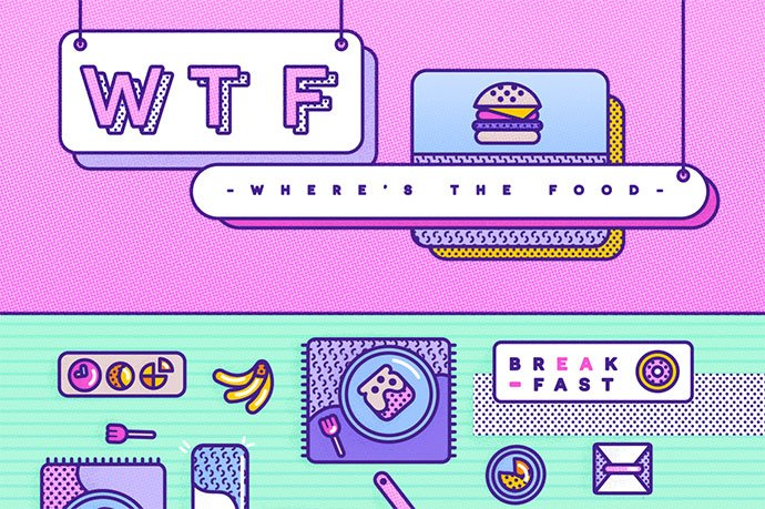 Wtf - 40+ Nice Halftone Showcase Designs Template [year]