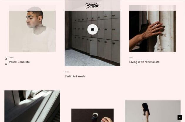 Zeen - 37+ Nice WordPress Photography Blog Themes [year]