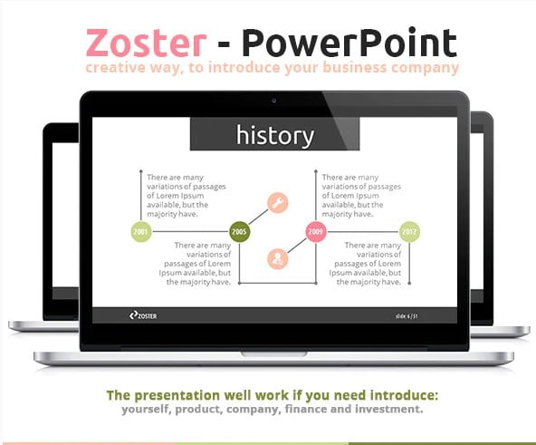 Zoster - 36+ Amazing Finance PowerPoint Templates Download [year]