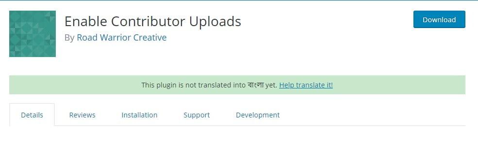 enable - 25+ Important WordPress File Uploader Plugins [year]