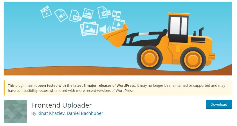 fonted-Image - 25+ Important WordPress File Uploader Plugins [year]