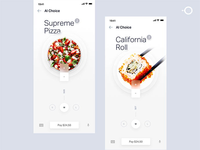 food-drink-app-ui-design-11 - 51+ Stunning Food & Drink Mobile App UI Design Sample [year]