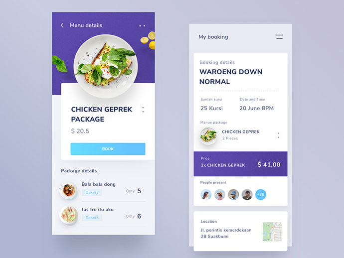 food-drink-app-ui-design-23 - 51+ Stunning Food & Drink Mobile App UI Design Sample [year]