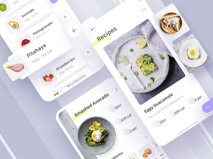food-drink-app-ui-design-30 - 51+ Stunning Food & Drink Mobile App UI Design Sample [year]