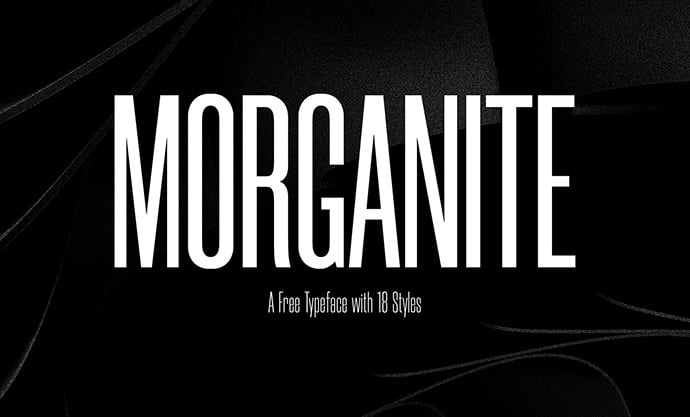 morganite - 38+ Free Pretty Headline Fonts For Designer [year]