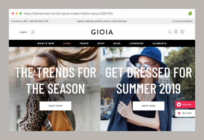 wordpress-boutique-themes-13 - 32+ Impressive WordPress Boutique Ecommerce Themes [year]