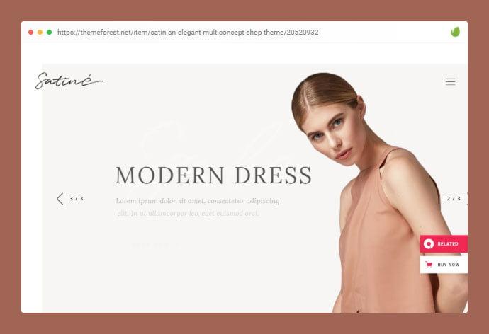 wordpress-boutique-themes-15 - 32+ Impressive WordPress Boutique Ecommerce Themes [year]