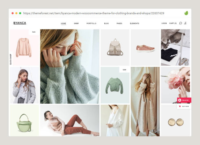 wordpress-boutique-themes-3 - 32+ Impressive WordPress Boutique Ecommerce Themes [year]