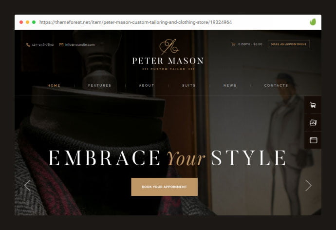 wordpress-boutique-themes-8-1 - 32+ Impressive WordPress Boutique Ecommerce Themes [year]