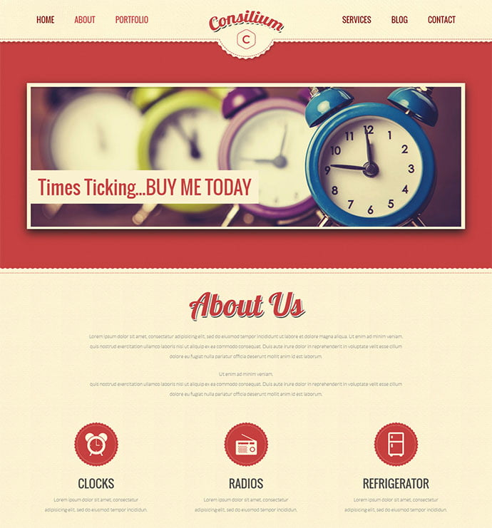 111-4 - 32+ Impressive Retro Cool WordPress Themes [year]
