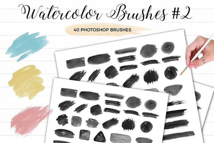 111 - 44+ Nice Free Photoshop Brush Sets For Designer [year]