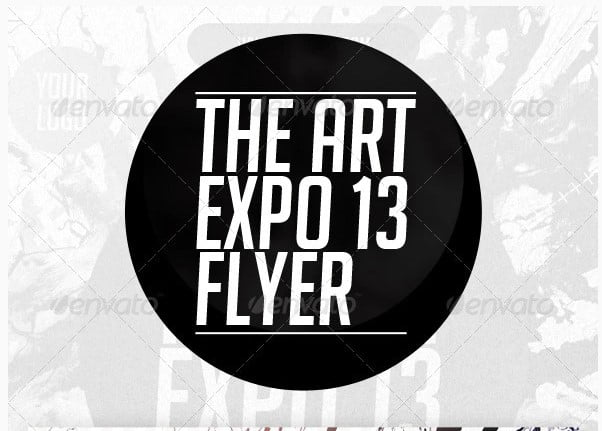 Art-Expo-Art-Show-Event - 38+ Free Photoshop Tutorials For Designer [year]