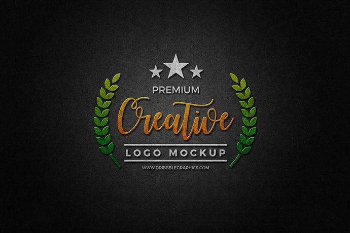 Branding-Mockup - 40+ Nice Free PSD Showcase Logo For Designer [year]
