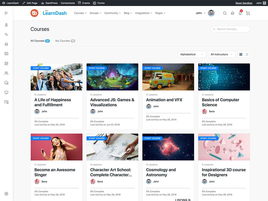 BuddyBoss - 30+ Awesome LMS WordPress Themes & Plugins [year]