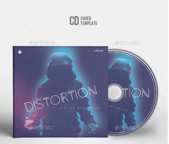 Distortion - 38+ FREE Distorted Typography Designs [year]