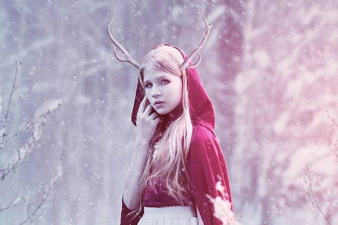 Fantasy-Winter-Portrait
