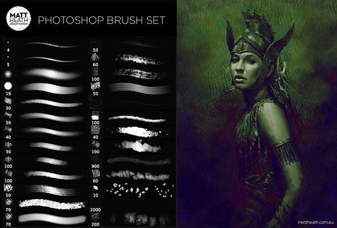 Free-Photoshop-Brushes - 44+ Nice Free Photoshop Brush Sets For Designer [year]