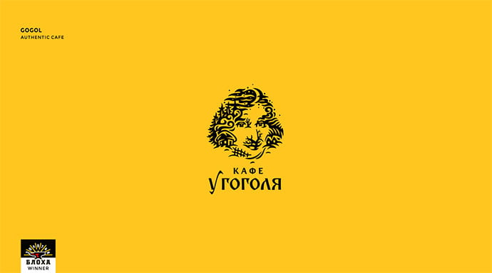 Gogol - 33+ Free Awesome Portrait Logo Designs Sample [year]