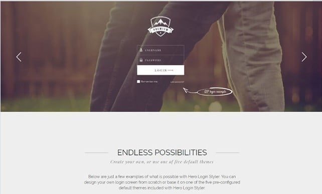 Hero - 35+ Best WordPress Login & Registration Plugins [year]