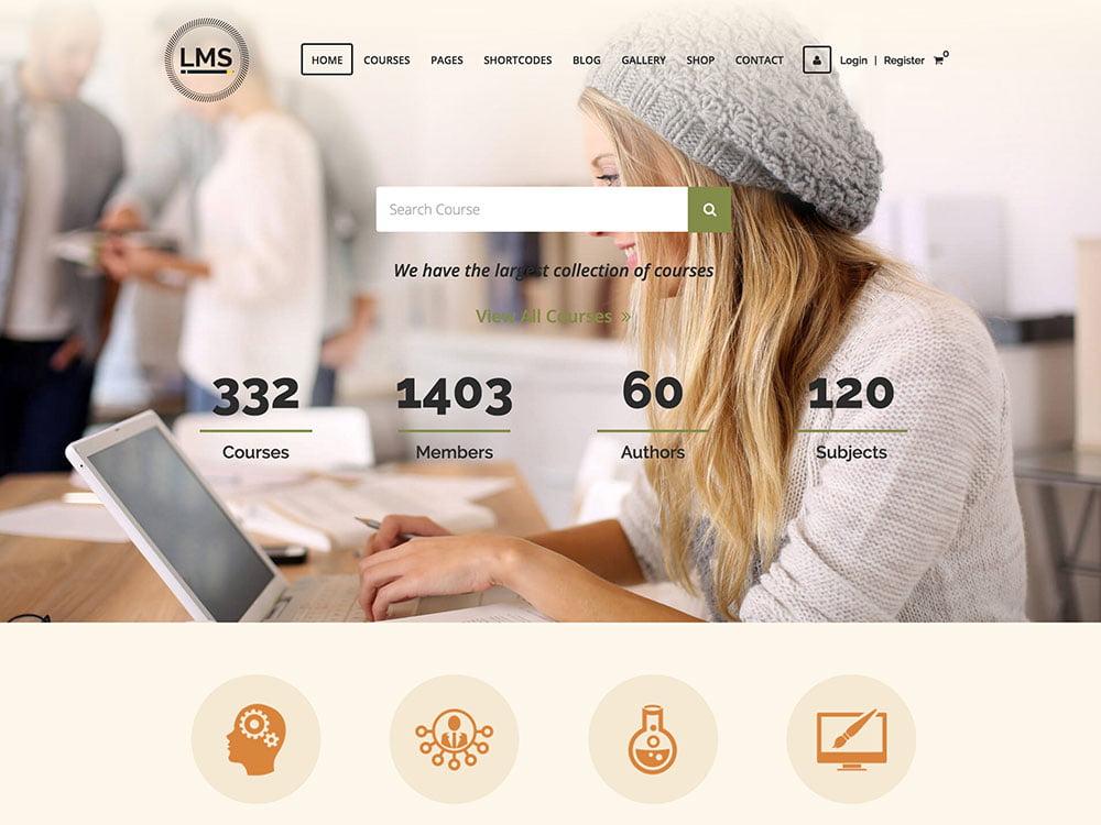 LMS - 30+ Awesome LMS WordPress Themes & Plugins [year]