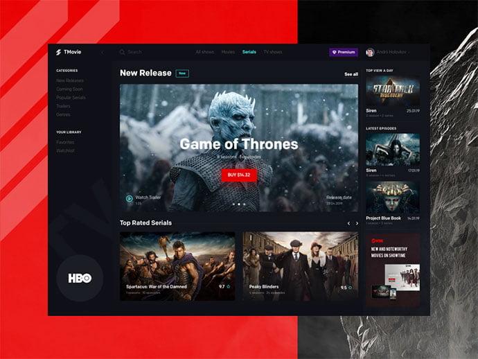 Media-platform