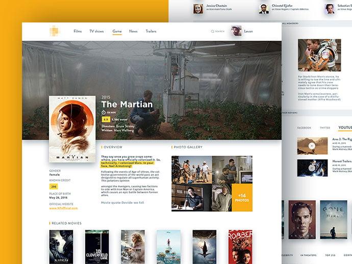 Movie-Database