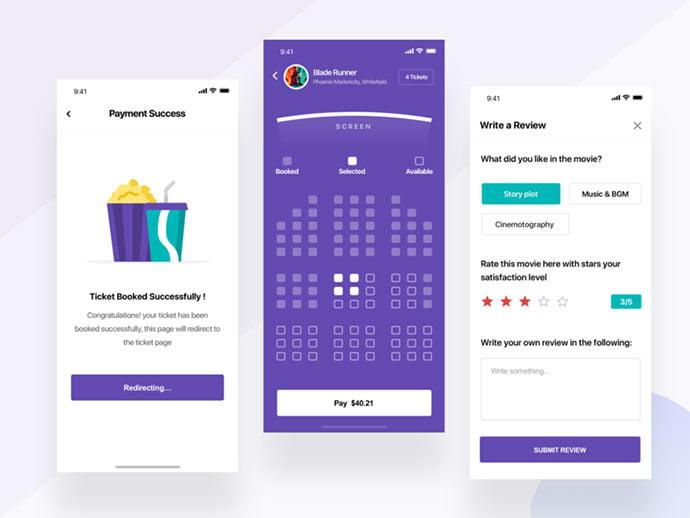Movie-booking-app
