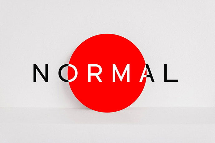 Normal - 45+ Amazing Sans Serif Fonts For Minimalist Designs [year]