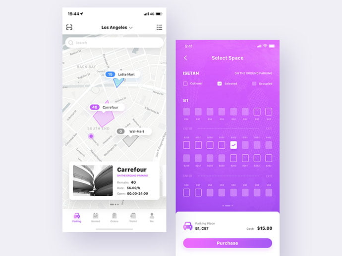 Parking-App