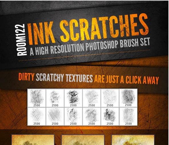 Photoshop-Brush-Sets - 44+ Nice Free Photoshop Brush Sets For Designer [year]