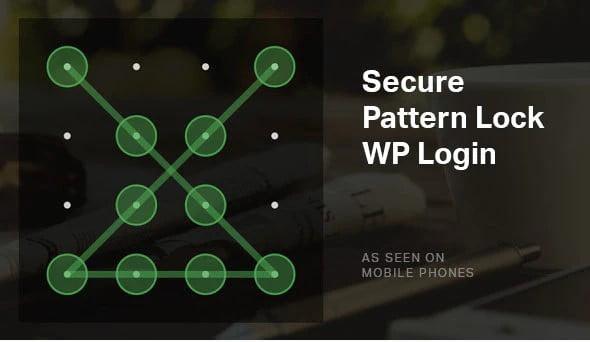 Secure-Pattern-Lock - 35+ Best WordPress Login & Registration Plugins [year]