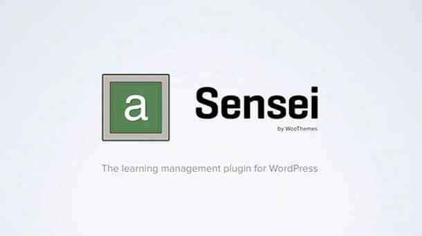 Sensei - 30+ Awesome LMS WordPress Themes & Plugins [year]
