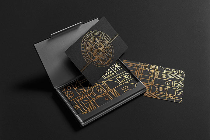 Sherlock-Holmes - 31+ Awesome Free Tattoo Business Card Designs 2020
