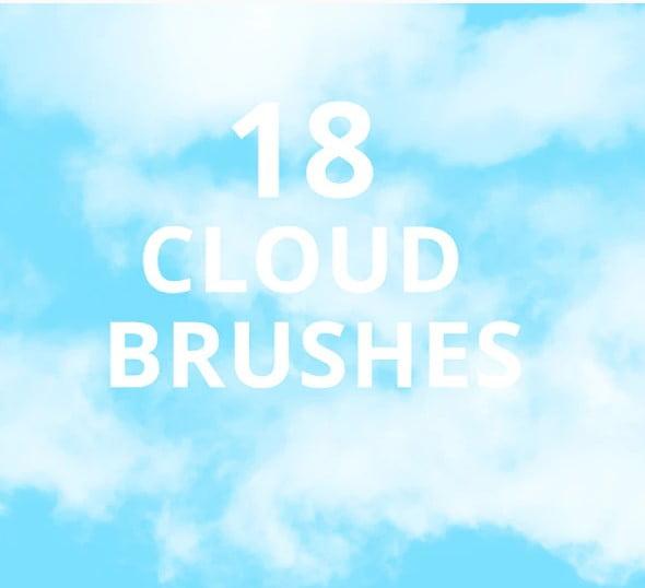 Sky-Cloud-Photoshop-Brush-Set - 44+ Nice Free Photoshop Brush Sets For Designer [year]