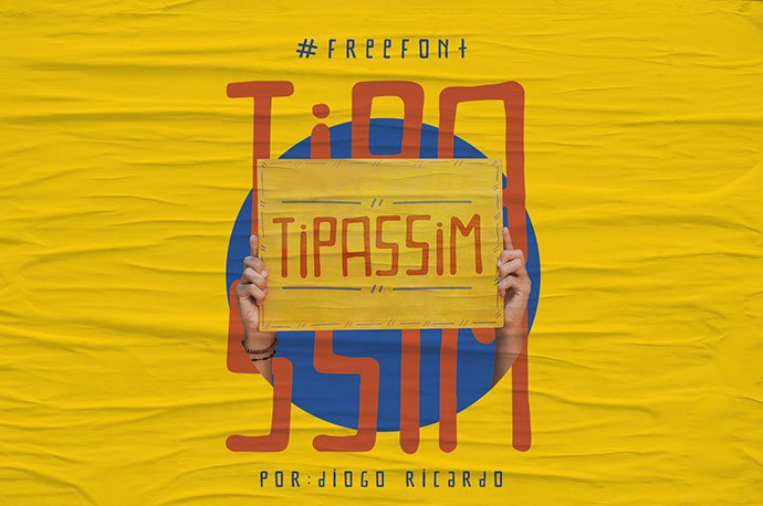 Tipassim - 43+ Important Free Fonts Collection [UPDATE 2020]