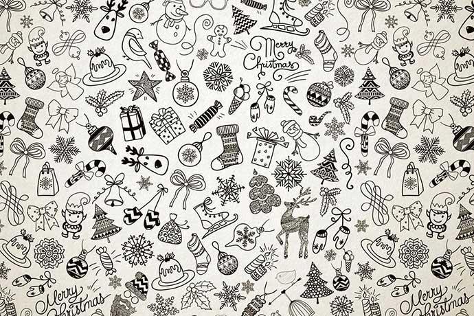 Xmas-Doodles